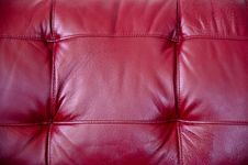 Free Red Leather Stock Photo - 16677310