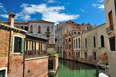 Free Classic View Of Venice Royalty Free Stock Photo - 16677335