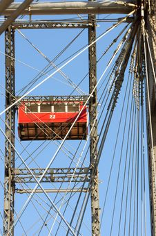 Free Wiener Riesenrad (Vienna Giant Ferris Wheel) Royalty Free Stock Photos - 16677478