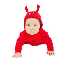 Free I M A Little Devil! Royalty Free Stock Images - 16679249