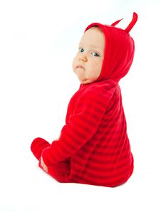 Free I M A Little Devil! Royalty Free Stock Images - 16679259