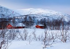 Free A Typical Norwegian House. Stock Photography - 16679412