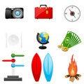 Free Travel Icon Stock Image - 16684781