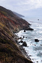 Free The Big Sur Coastline In California. Stock Photo - 16685910