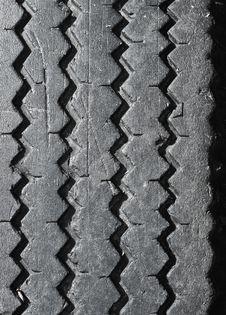 Free Tire Texture Royalty Free Stock Photos - 16680188
