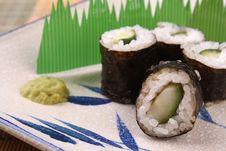 Free Sushi Stock Photos - 16681933