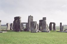 Free Stonehenge Royalty Free Stock Photo - 16682085
