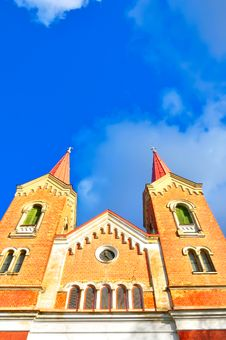 Free The Lutheran Church Royalty Free Stock Image - 16682756