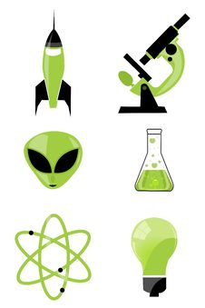 Free Scientific Icon Stock Photos - 16684463