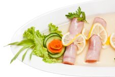 Free Aspic From Meat Royalty Free Stock Photography - 16685117