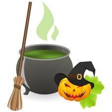 Free Cauldron Royalty Free Stock Photography - 16685847