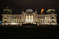 Free Reichstag Royalty Free Stock Image - 16687026