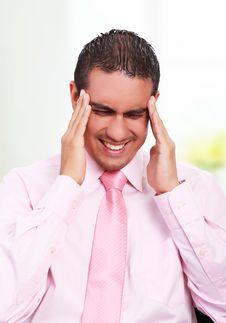 Free Headache, Stock Photos - 16687893