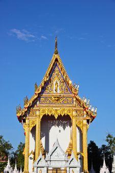 Free Wat Bang-pai, Thailand Stock Images - 16688034