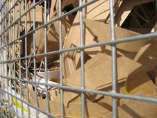 Free The Waste Paper Basket Stock Images - 16689624