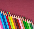 Free Colored Pencils Stock Image - 16691061