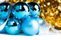 Free Christmas Baubles Stock Image - 16693251
