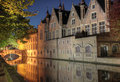 Free Canal In Bruges Stock Images - 16698154