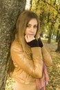 Free Autumn Portrait Stock Photography - 16699812