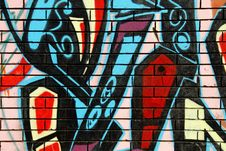 Free Graffiti Royalty Free Stock Photos - 16690598