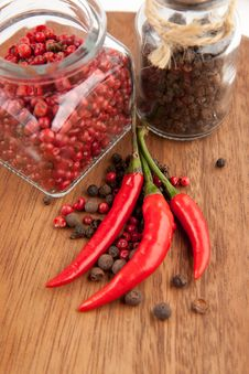 Free Pepper S Mix Stock Photos - 16690803