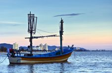 Free Fishing Boat Royalty Free Stock Image - 16691366