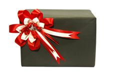 Free Gift Black Box Stock Images - 16692294
