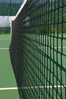Free Tennis Net Stock Photography - 16692332