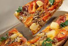 Free Hot Taste Pizza Stock Photos - 16693543