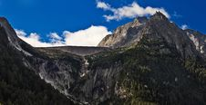 Alpine Landscape. Stock Images