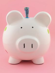 Free Piggy Bank Stock Photo - 16694700