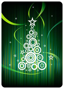 Free Christmas Tree Royalty Free Stock Image - 16695016