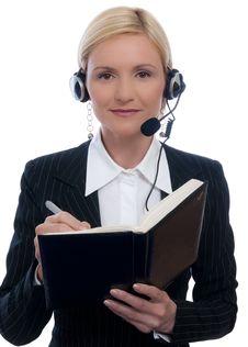 Free Modern Professional Businesswoman Stock Image - 16695391
