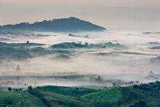 Free Mountain And Fog Stock Photos - 16697093