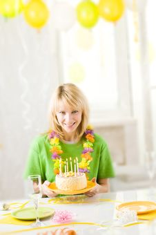 Free Birthday Royalty Free Stock Photo - 16697465