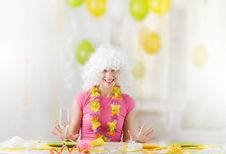 Free Happy Birthday Stock Photography - 16698092