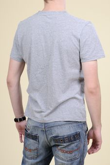 Free Teenager Showing Accessories Stock Photo - 16698440