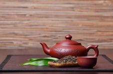 Free Chinese Teapot Stock Photography - 16698982