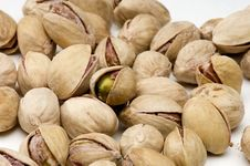 Free Pistachios Very Sensual Stock Image - 16699001