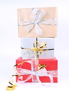 Free Gifts Stock Images - 16699034