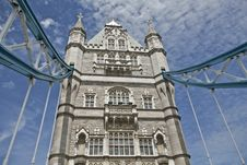 Free Tower Bridge Stock Photo - 16699060