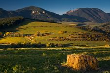 Free Hay Package Stock Image - 16699061