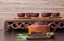 Free Chinese Teapot Stock Photos - 16699103