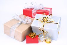 Free Christmas Gifts Stock Photos - 16699343