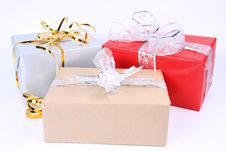 Free Christmas Gifts Royalty Free Stock Images - 16699499