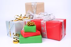 Free Christmas Gifts Stock Photo - 16699580