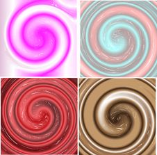 Free Abstract Cream Background Royalty Free Stock Photos - 16699918