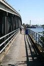 Free Man On Bridge Stock Photos - 1675373