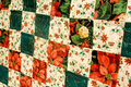 Free Christmas Quilt Stock Images - 1676094