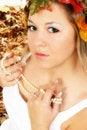 Free Fall Beauty Royalty Free Stock Photos - 1677788